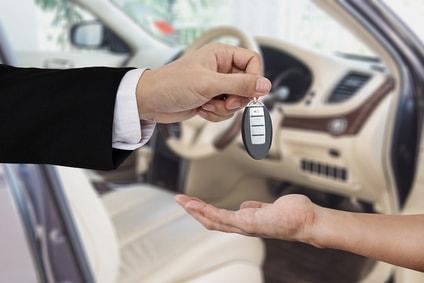 louer une voiture