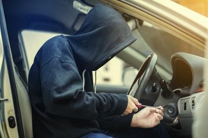 se protéger contre le vol de voiture